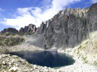 CIMA D'ASTA (m 2847) E L'ALTA VIA DEL GRANITO