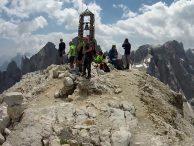 IL GIRO DEL MONTE MULÀZ (m 2906)