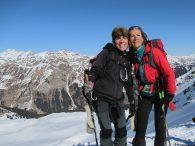 Ski in Rosa
