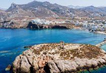 A piedi sull'isola di Naxos e le Piccole Cicladi