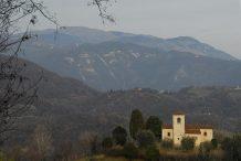 Le colline di San Benedetto e i Gorghi Scuri