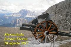 2017-08-19 Ferrata Brigata Cadore